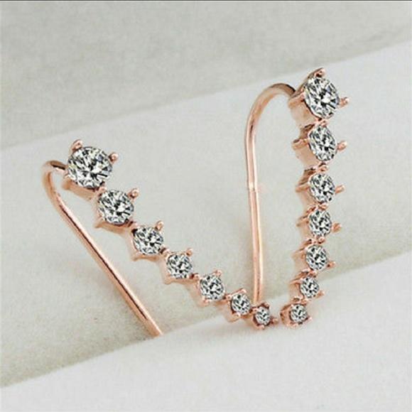 Jewelry - 🔶️🌟Ear Pin Earrings3.